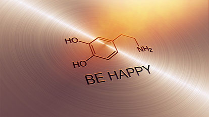 Boost happy chemicals